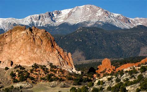 Garden Of The Gods Pikes Peak Garden Of The Gods Colorado Springs Colorado Photos