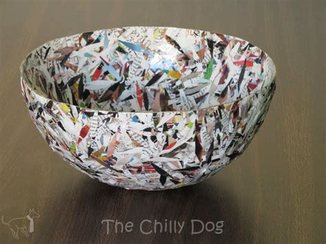 paper bowl crafts balloon bowl crafts