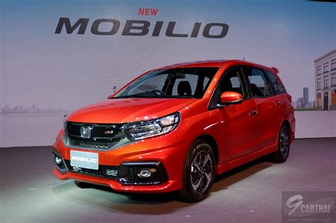 New Fogl Mobil Honda Mobilio ออกรถ ฮอนด า ร นใดก ได ร บบ ตรเต มน ำม นฟร พาแม ไปเท ยว