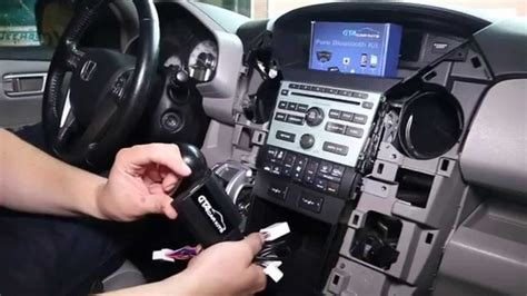 How Much To Install An Aux Port In Car by Bluetooth Kit For Honda Pilot 2009 2012 By Gta Car Kits