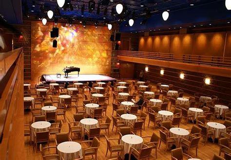 cabaret style seating cabaret style seating at samueli theater segerstrom