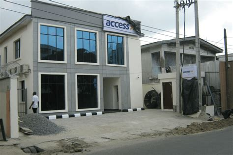 access bank nigeria access bank building oat construction nigeria limited
