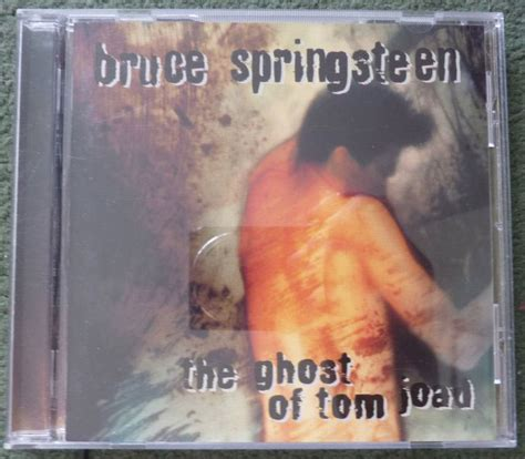 Cd Bruce Springsteen The Ghost Of Tom Joad bruce springsteen ghost of tom joad records lps vinyl and cds musicstack
