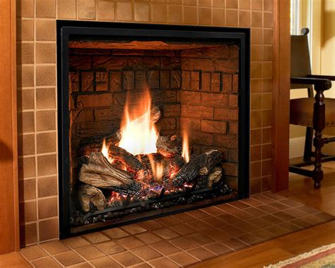 how does a vent free gas fireplace work work for napoleon