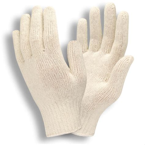 string knit gloves safety products inc economy string knit gloves 3411s