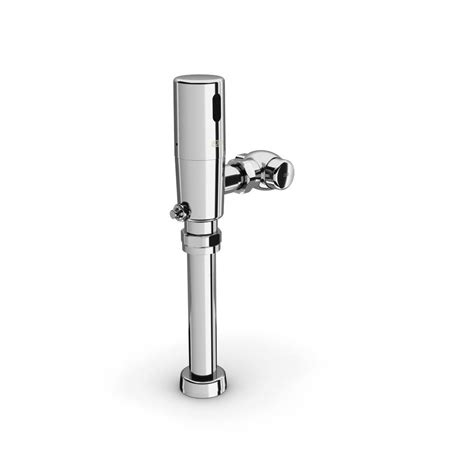 sensor operated flushers faucet zurn 1 68 gpf sensor operated closet flush valve ztr6200 ws1 the home depot