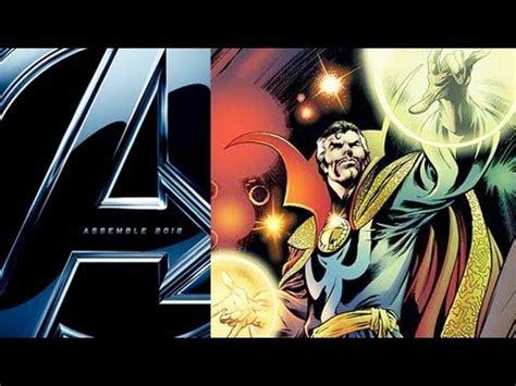 avengers doctor strange iron man thor