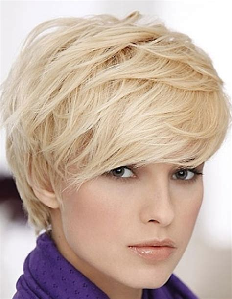 blonde hairstyles short layers short haircuts for blonde hair women hairstyles