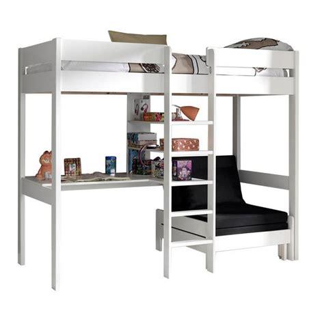 lit mezzanine enfant bureau lit mezzanine avec bureau enfant uteyo