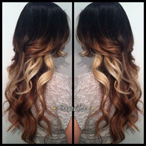 frizure ombre ombre frizura sa kontrastom frizure hr