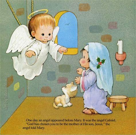 imagenes anuncio del nacimiento de jesus un 225 ngel anuncia el nacimiento de jes 250 s