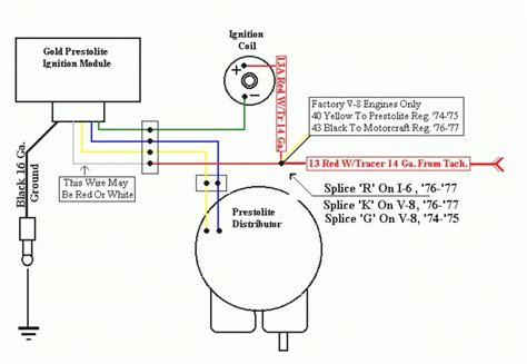 gm hei distributor wiring diagram only free