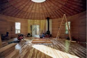 Octagon Cabin Plans West By Northwest Org Yurt