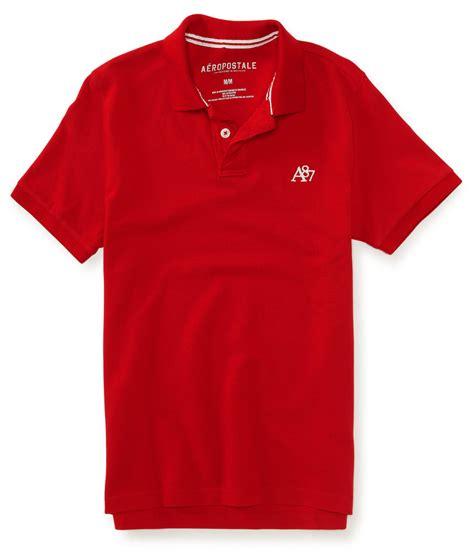 Ae Ropostale Shirts White aeropostale mens solid polo shirt top t shirt nwt a87 logo