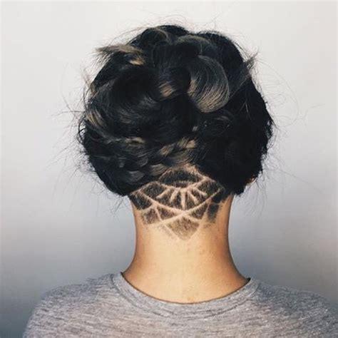 undercut pattern tumblr 118 best images about undercut hairstyles on pinterest