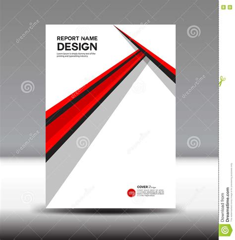company profile cover design sle modern abstract brochure report or flyer design template
