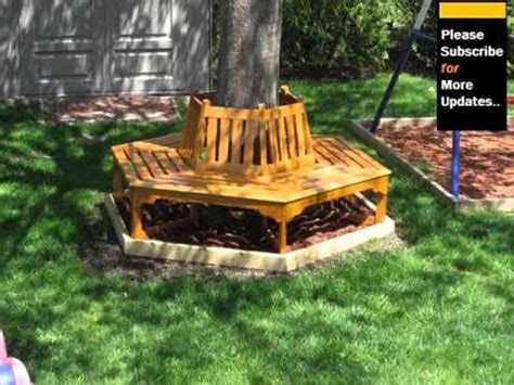 tree bench tree benches tree bench design ideas bench around