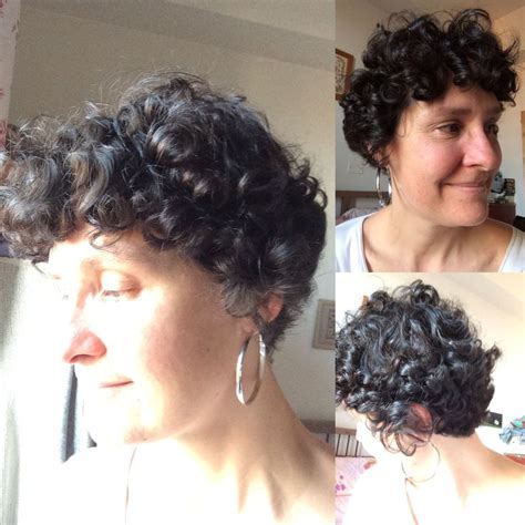 how to style chemo curly hair free chemo curls one year and two weeks post last chemo