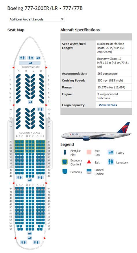 777 cabin layout delta boeing 777 300er seat map brokeasshome