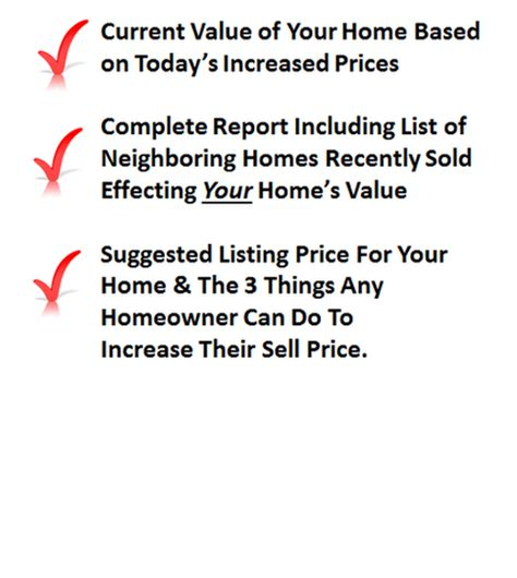 value of my home fair market value for homes value of my