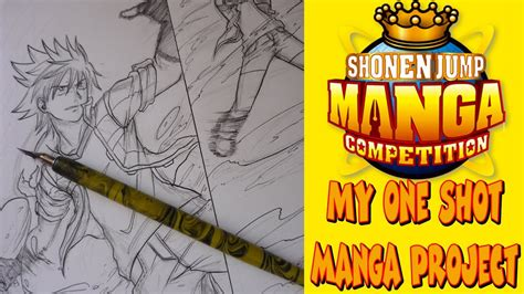 shonen jump competition my for shonen jump competition