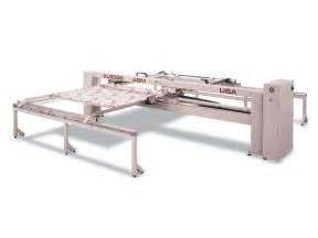abm international xl 6000r single needle quilting machine