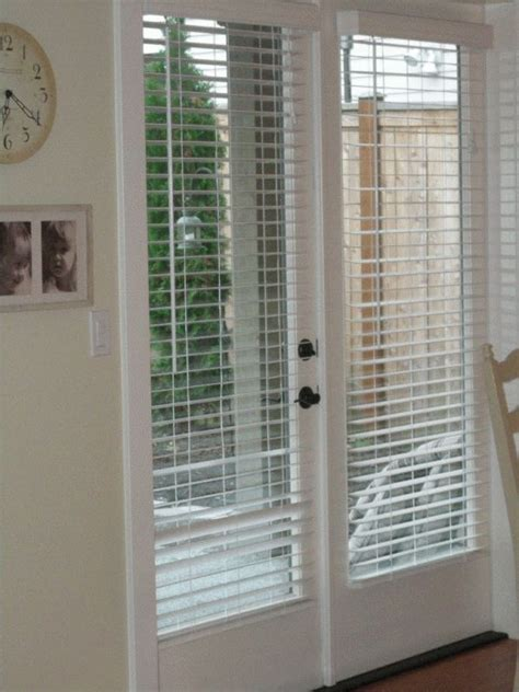 Blinds For Doors With Windows Ideas Best 25 Door Blinds Ideas On Pinterest