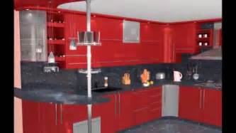 Funky Kitchen Designs super 3d kitchen cabinets ideas colors small kitchen