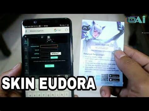 mobile legends redeem card skin eudora free vivo v7