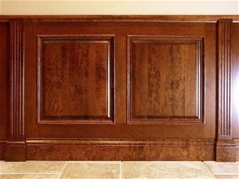 Cherry Wainscoting Raised Panel Wainscoting Kits Related Keywords Raised