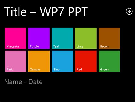 templates powerpoint windows 8 metro wp7 inspired powerpoint template bibble it com