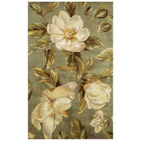kas rugs southern magnolia 5 ft x 8 ft area rug