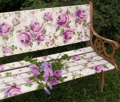 garden bench paint pinterest discover and save creative ideas