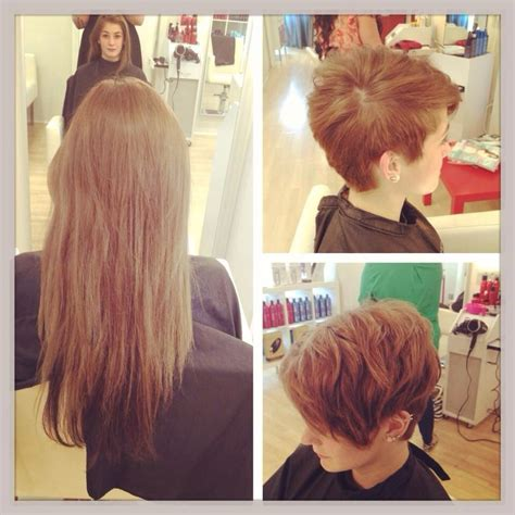 haircut before or after full moon long pixie haircut before and after simple fashion style