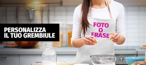 grembiuli cucina personalizzati grembiule personalizzato