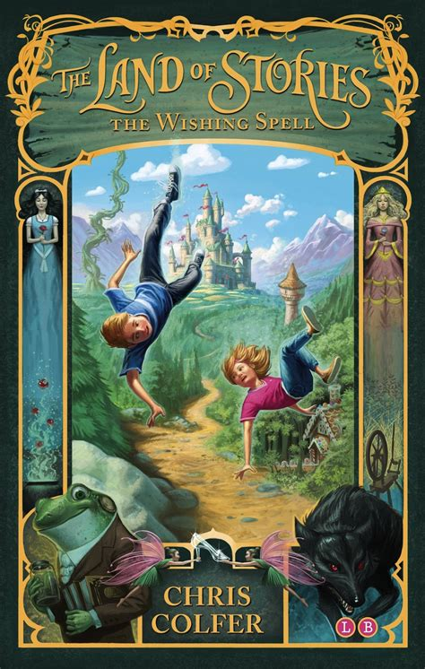 The Land Of the land of stories the wishing spell by chris colfer