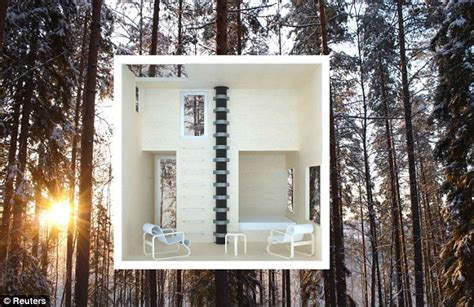 tree hotel sweden sweden s treehotel offers guests a room with a view