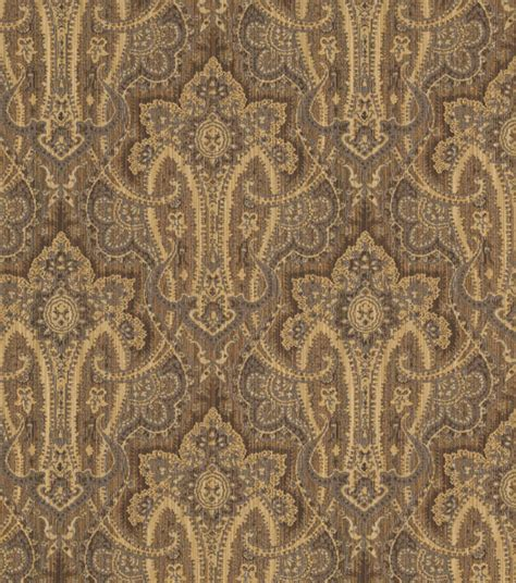 home decor upholstery fabric crypton lauden way chocolate