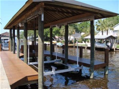 boat house lifts boat hoists custom boat lifts pwc lifts deco