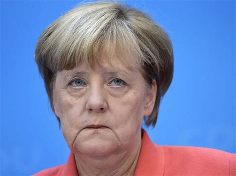 angela merkel angela merkel admits she lost of refugee crisis in