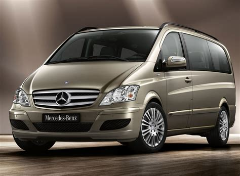 Mercedes Viano 2011 mercedes viano photo 1 8578
