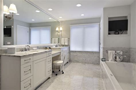 master bathroom remodel 20 master bathroom remodeling designs decorating ideas