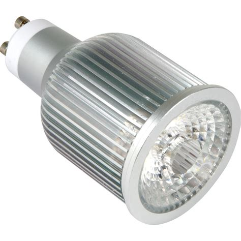 lade gu10 led cob 9w dimmable l gu10 warm white 480lm a