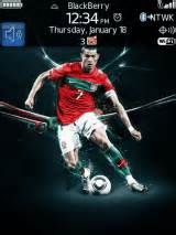 Themes Android Cr7 | cr7 mobile themes for blackberry 9530 storm