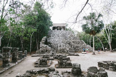 coba pyramid mexico my pictures from mexico 2014 pinterest coba ruins mexico the retro penguin