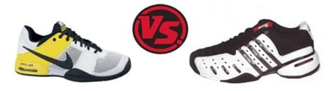 nike vs adidas the definitive guide to tennis shoes hubpages