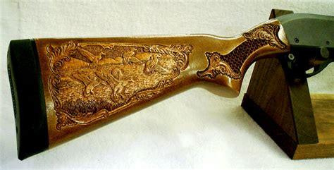 Handmade Gun Stocks - coral ridge studio gun stocks and custom grips
