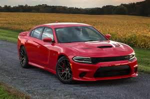 2015 dodge charger srt hellcat drive motor trend