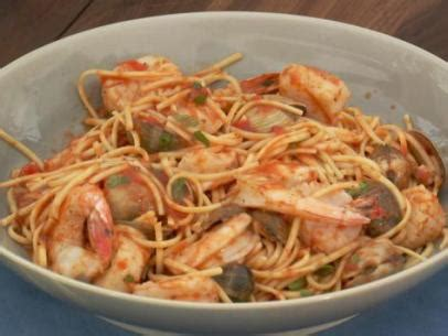 ina garten shrimp linguine linguine with shrimp sci recipe ina garten food network