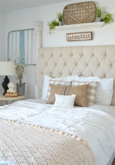pictures of bedrooms decorating ideas vintage crib frames in cozy guest bedroom